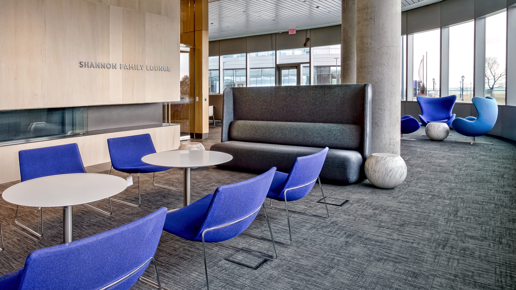 Lakeview Study Lounge
